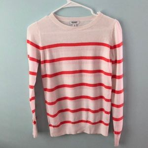 Striped Sweater- Old Navy